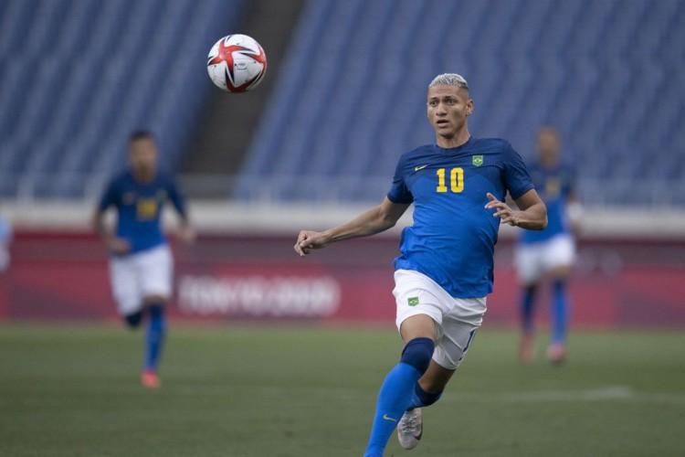 No sexto dia da Olímpiada, Brasil avança no futebol e na canoagem (Foto: Lucas Figueiredo/CBF)