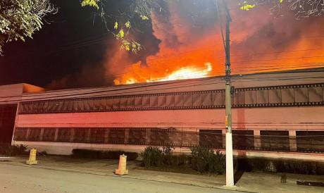 Local já havia sido atingido por incêndio em 2016 e por enchente em 2020