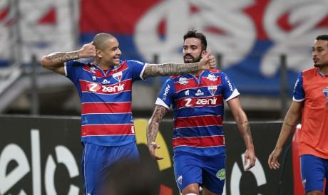Wellington Paulista soma dez gols com a camisa do Fortaleza na temporada 2021