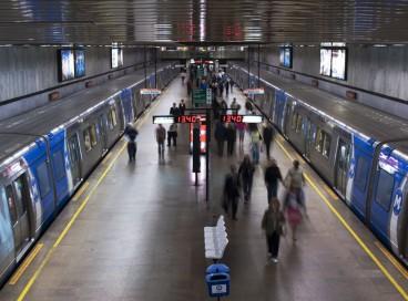 Princípio de incêndio paralisa o Metrô do Rio