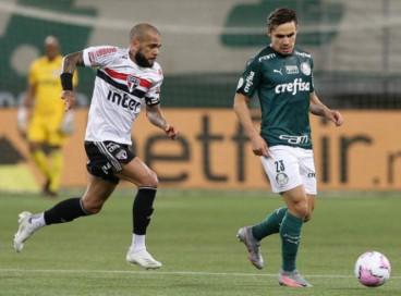 Entre os jogos de hoje, sábado, 31 de julho, São Paulo e Palmeiras se enfrentam pelo Brasileirão.