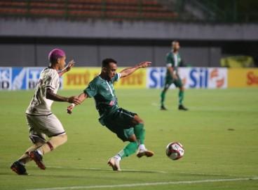 31/7/2021 - Floresta empatou em 1 a 1 com o Jacuipense pela 10ª rodada da Série C, no estádio do Pituaçu, em Salvador (BA). Foto: Leandro Leite / ASCOM Floresta EC