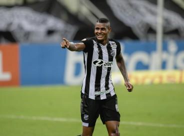 No período sem derrotas, o Ceará só pontuou menos que Palmeiras, Atlético-MG e Bragantino