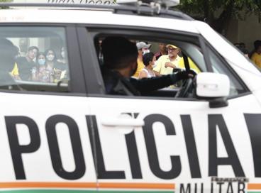 Missão Velha, Ce, BR 01.08.21- Eleição para prefeitura de Missão Velha (Fotos Fabio Lima/O POVO)