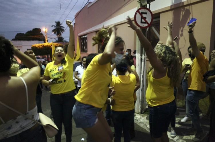 Missão Velha, Ce, BR 01.08.21- Eleição para prefeitura de Missão Velha (Fotos Fabio Lima/O POVO)(Foto: FABIO LIMA)
