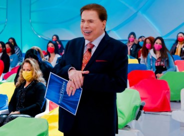 Programa Silvio Santos retornou à TV neste domingo, 1º de agosto