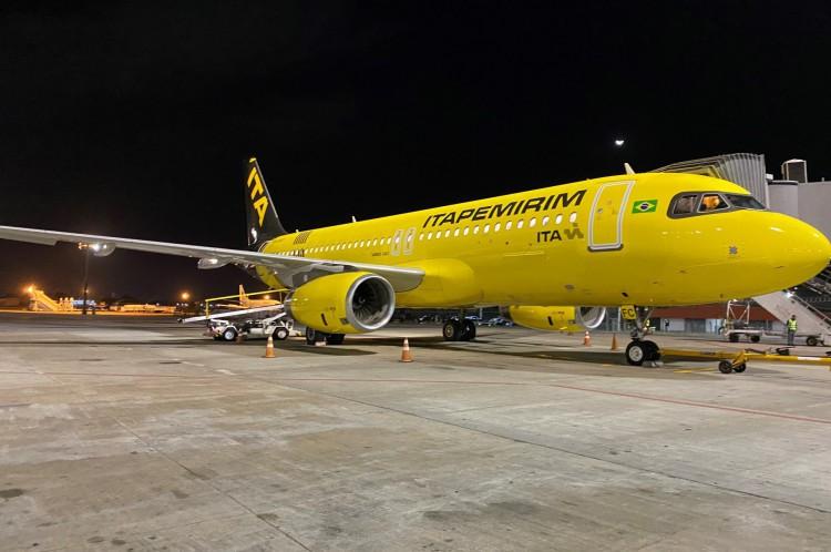 Até junho de 2022, a Itapemirim pretende ampliar cobertura para 35 destinos (Foto: Divulgação/ Fraport)