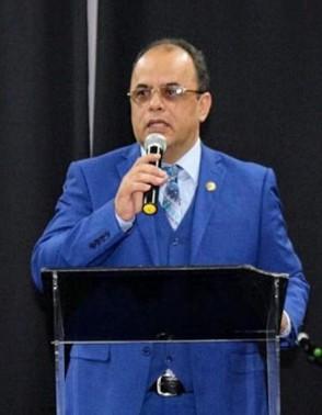 Reverendo Amilton Gomes(foto: Reprodução)