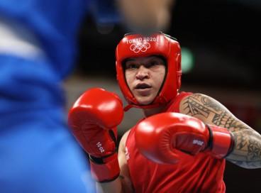 Com vaga na semifinal do boxe, Bia Ferreira já tem medalha garantida na Olimpíada de Tóquio