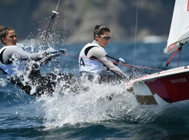 Fernanda Oliveira e Ana Barbachan ainda sonham com medalha em Tóquio