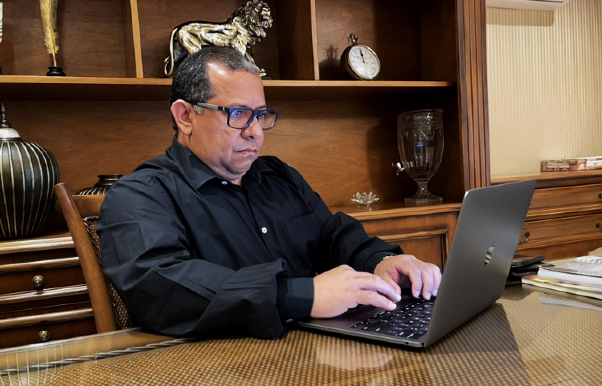 Augusto Fernandes, CEO da JM Negócios Internacionais (Foto: Thais Mesquita)