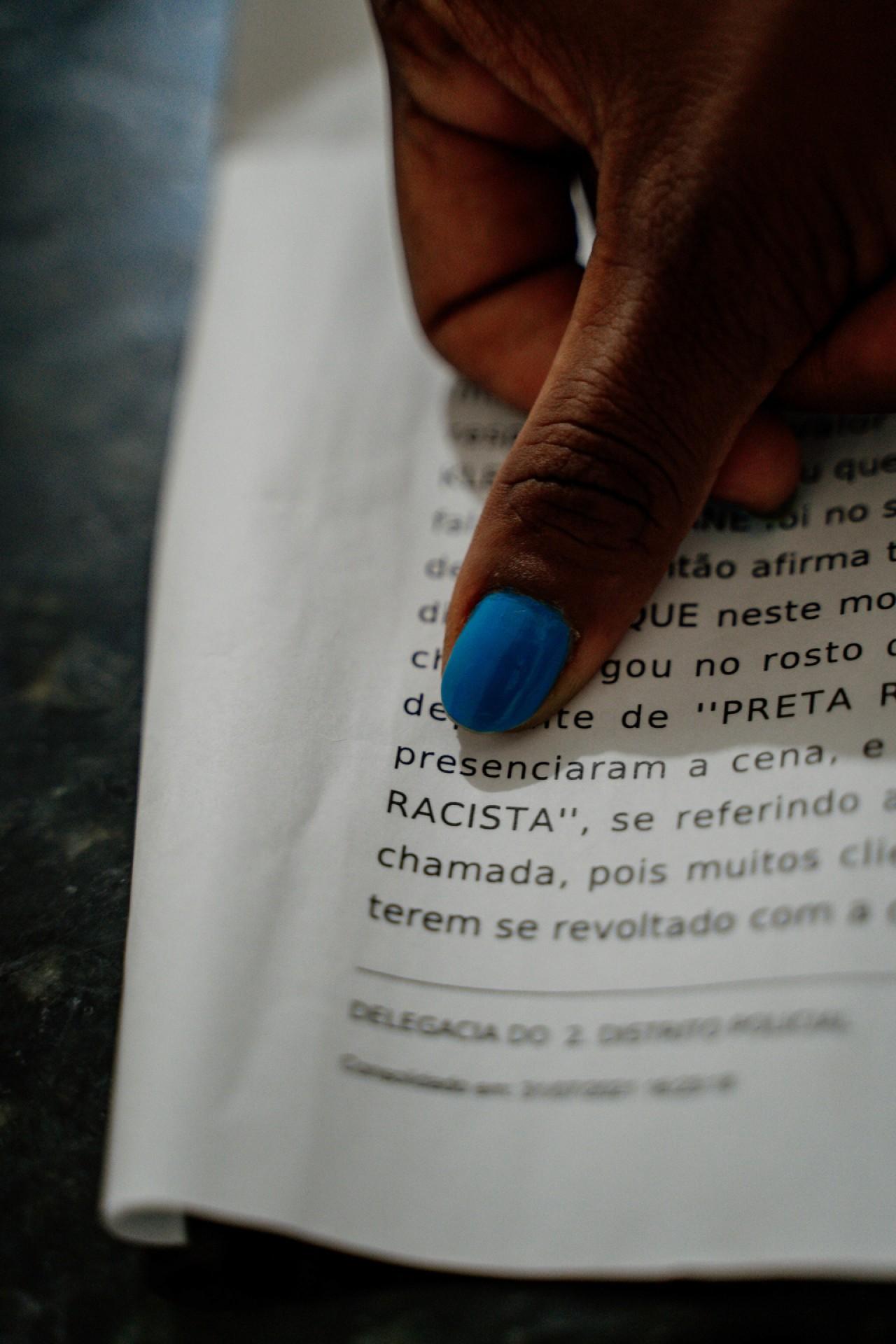 Notificações de casos de racismo têm aumento(Foto: JULIO CAESAR)