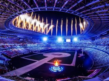 08.08.2021 - Jogos Olímpicos Tóquio 2020 - Cerimônia de Encerramento