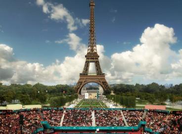 Jogos de vôlei de praia das Olimpíadas de Paris 2024 acontecerão de frente para a Torre Eiffel; veja como vai ser