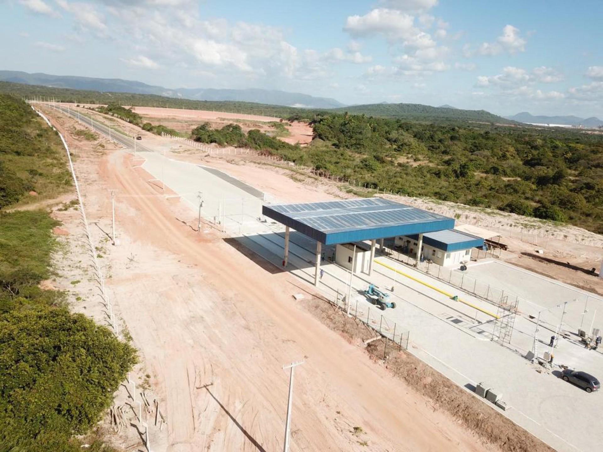 Usinas de hidrogênio verde devem ser instaladas na ZPE do Ceará, próximas ao Porto do Pecém (Foto: Divulgaçao)