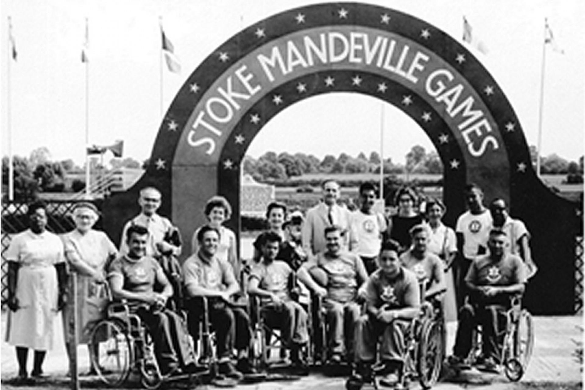 Em 1959, ele promoveu a 1ª Paralimpíada, em Roma, chamada de Jogos Internacionais de Stoke Mandeville.