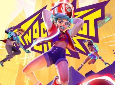 O jogo Knockout City está disponível gratuitamente para baixar e jogar durante 10 dias em todas as plataformas atuais