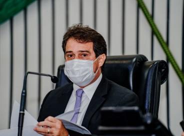 Presidente da Assembleia, Evandro Leitão
