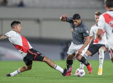Entre os jogos de hoje, quarta, 18 de agosto, Atlético-MG e River Plate se enfrentam pela Copa Libertadores.