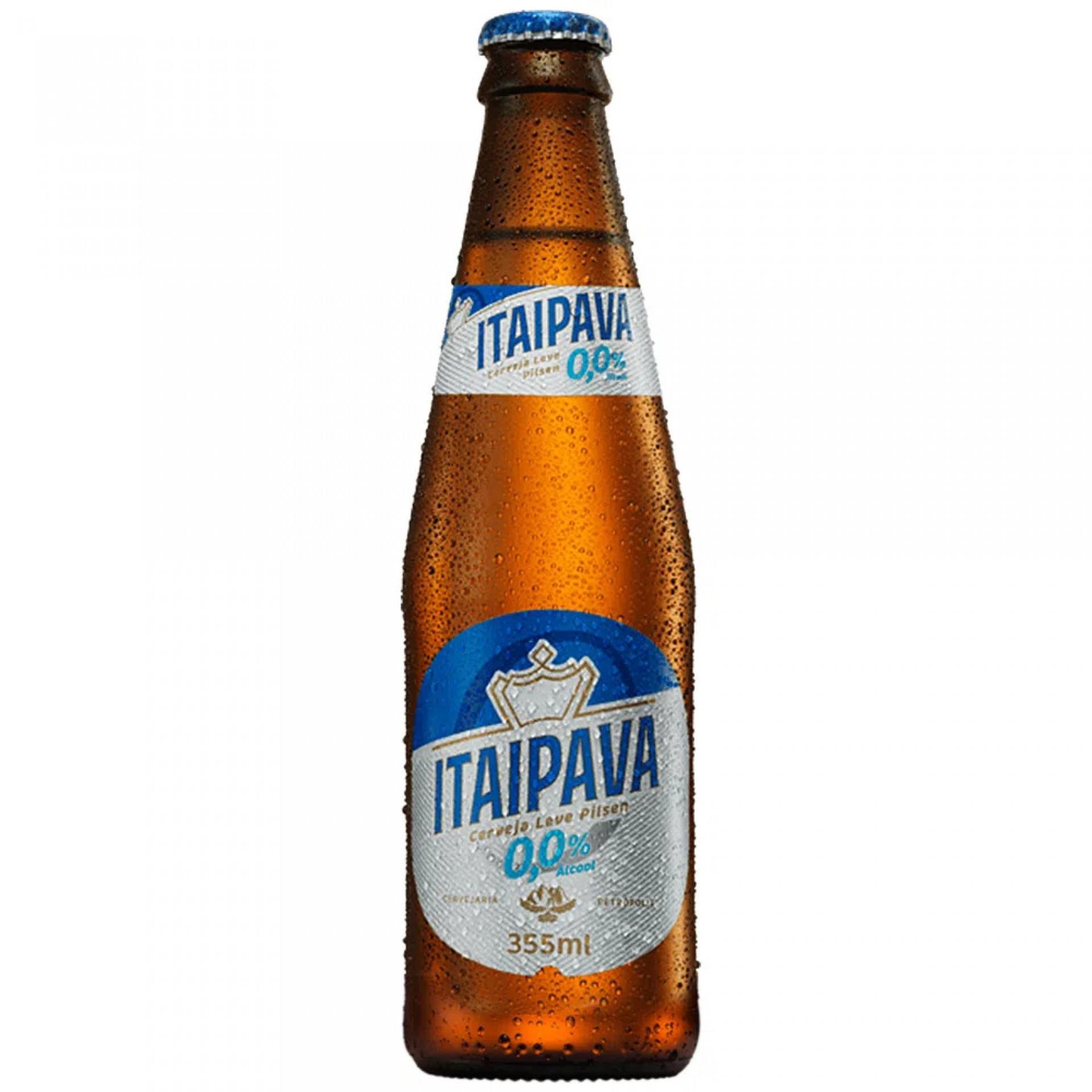 (Foto: Reprodução/Internet)Cerveja Zero Álcool Itaipava 355ml - A partir de R$ 3,23 (iFood)