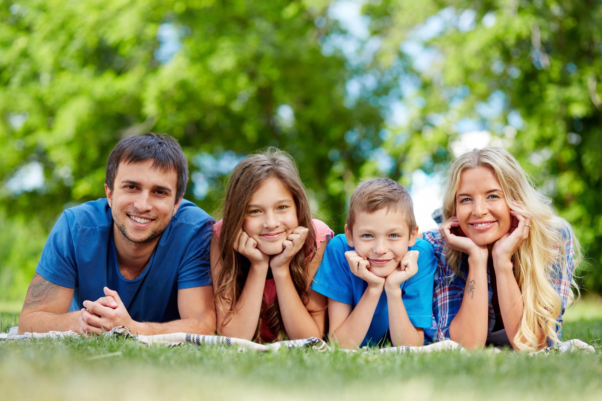 Conexão com a família