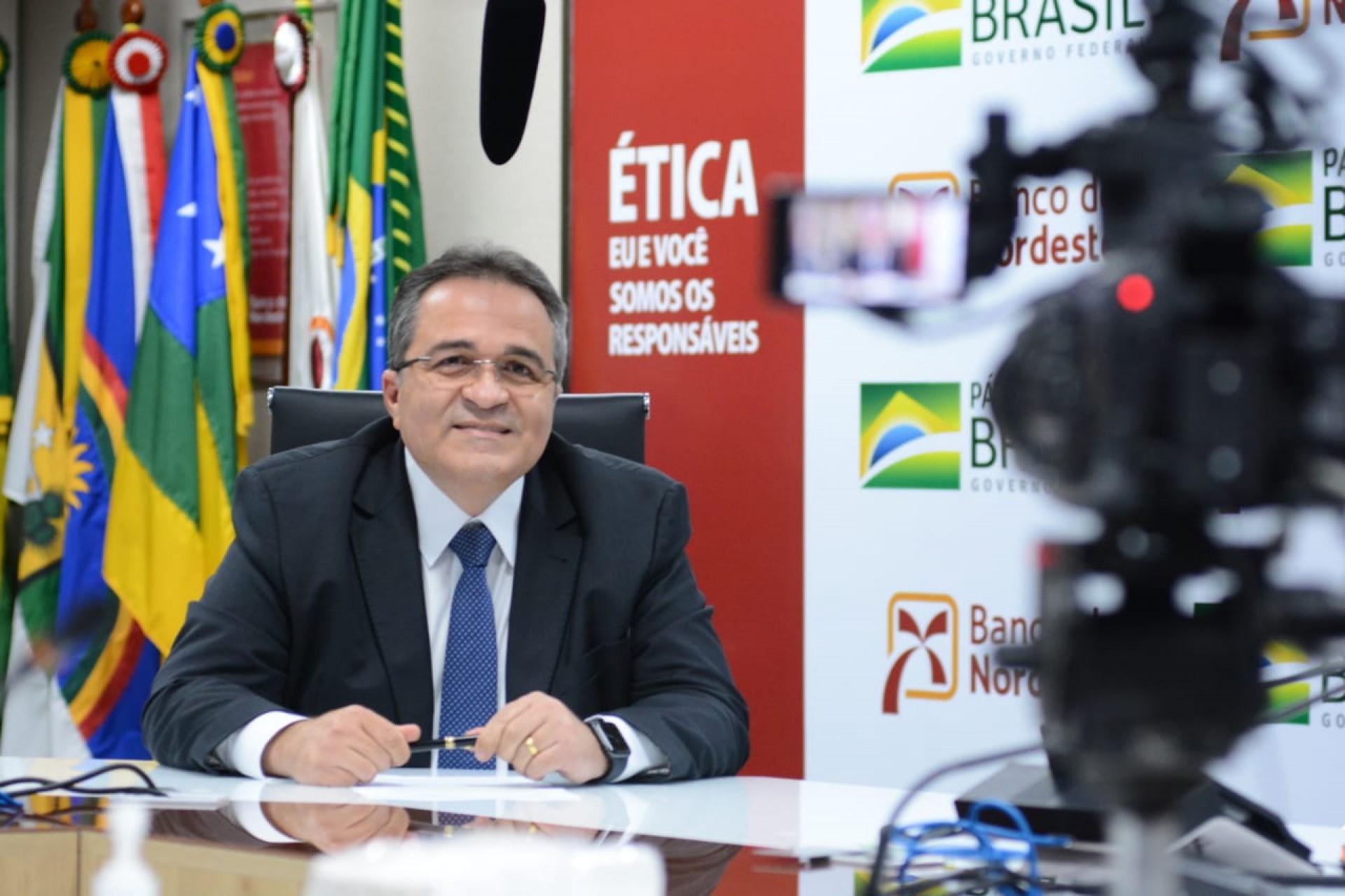 Romildo Rolim: na mira de permanecer presidente