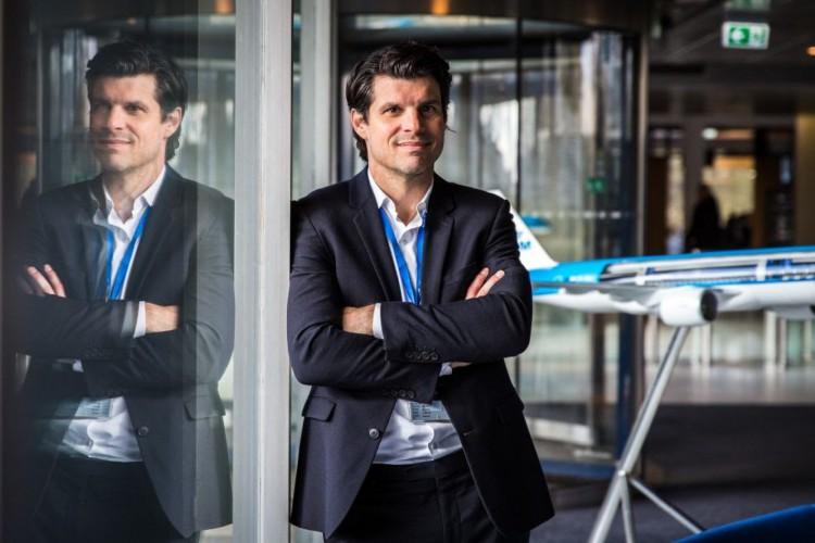 Steven van Wijk, novo Diretor Comercial da Air France-KLM para a América do Sul(Foto: Divulgação)