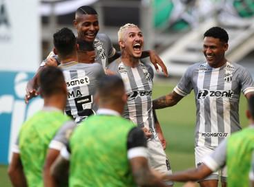 Ceará defende a invencibilidade de sete partidas na Arena Castelão