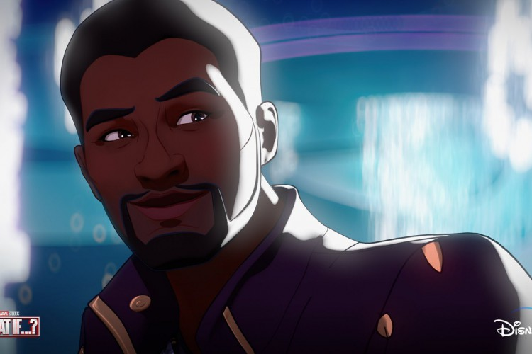 Chadwick Boseman concedeu a voz para seu personagem em 'What If...?', série da Marvel disponível no Disney