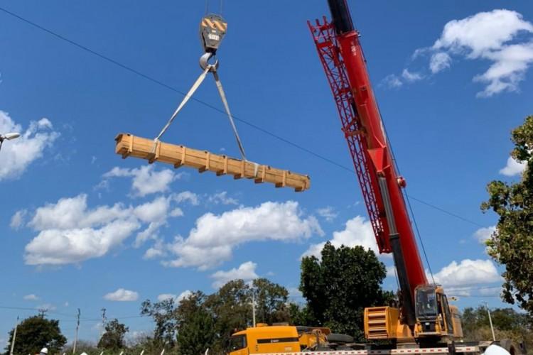 O reativamento já está possibilitando a distribuição de água em Campos Sales e Araripe