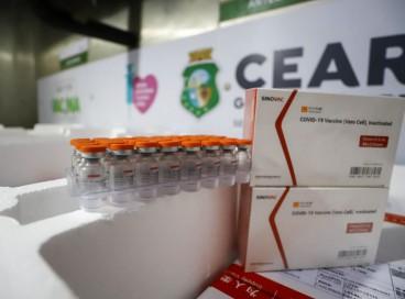 A vacina segue sendo liberada para aplicação no público