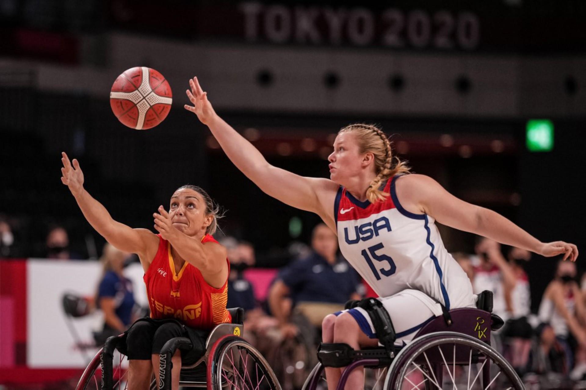 Basquete em cadeira de rodas: um dos pioneiros das Paralimpíadas