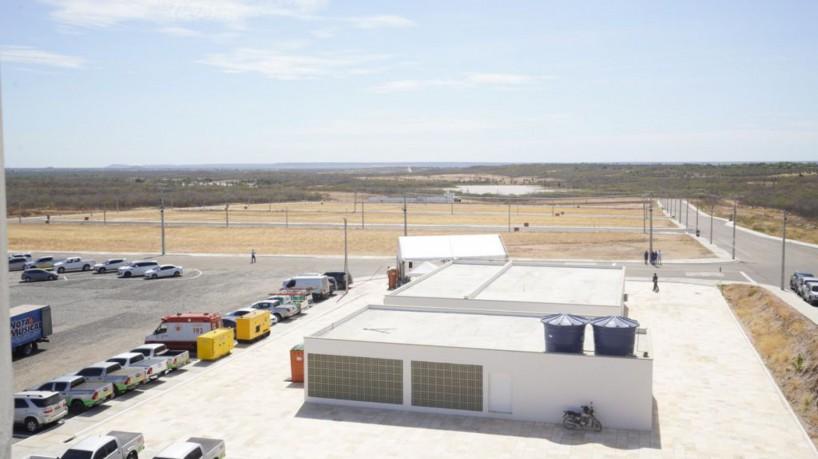 Polo Metalmecânico de Tabuleiro do Norte atrai investimentos e expande hub logístico no Vale do Jaguaribe (foto: Carlos Gibaja/governo do Ceará)
