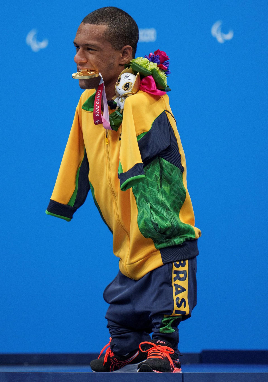 Brasil segue como potência paralímpica, após recorde de ouros em Tóquio