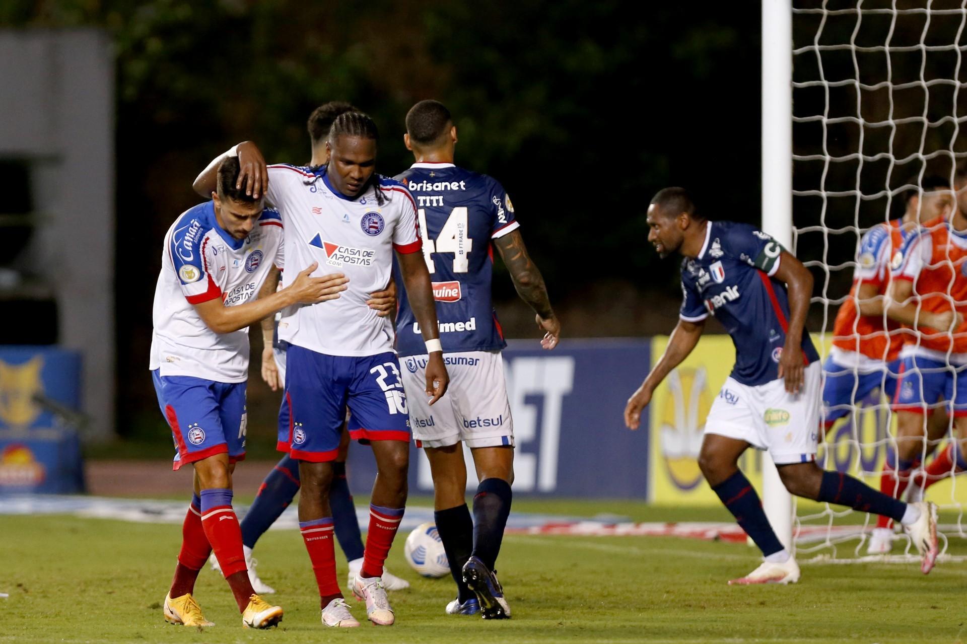 Efeitos colaterais do Fortaleza 2x4 Bahia, na rodada final do 1º turno da Série A
