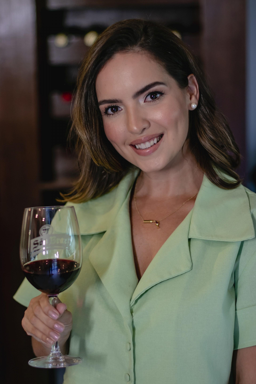 Maria Braz: uma história de dedicação, amor e visão empreendedora da família sobre os vinhos no Nordeste (Foto: Aurelio Alves)