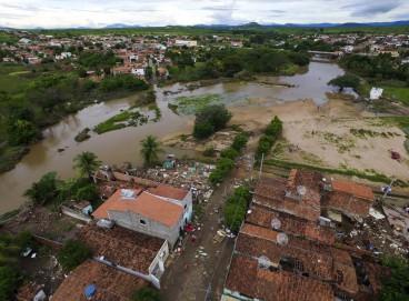 Município de Hidrolândia, no Ceará, recebe cerca de R$ 3 milhões para a construção de casas atingidas por inundações