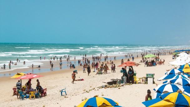 Estrutura hoteleira e praias são alguns dos principais atrativos da capital cearense, que se destaca em momento de retomada do turismo