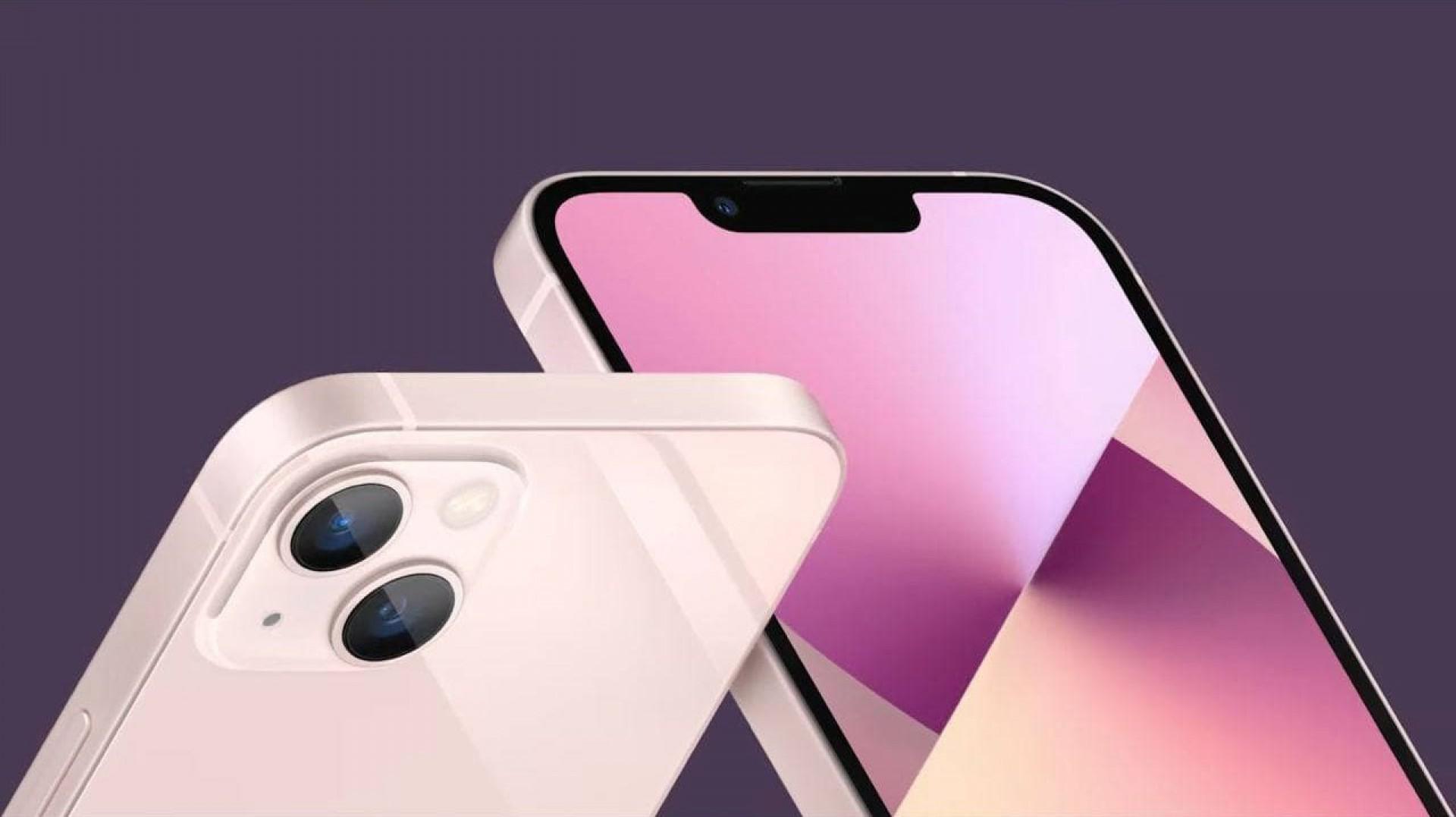 De acordo com a Apple, os novos modelos possuem baterias mais duradouras do que a última versão lançada no ano passado, o iPhone 12 (Foto: Reprodução/Apple)