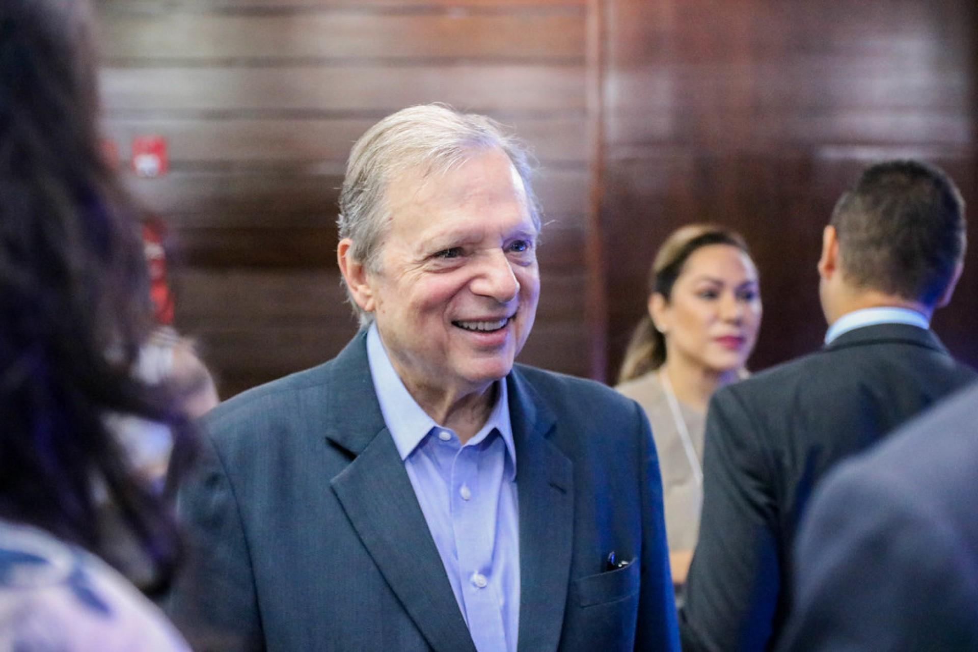 TASSO está no segundo mandato no Senado (Foto: Marko/Divulgação)