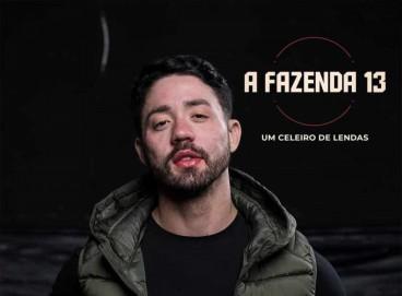Rico Melquiades é um dos participantes confirmados em A Fazenda 2021.