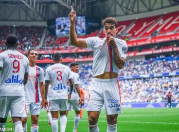 Rangers e Lyon, com os brasileiros Lucas Paquetá e Bruno Guimarães, se enfrentam hoje pela fase de grupos da Europa League; confira onde assistir ao vivo ao jogo, horário, provável escalação e demais informações