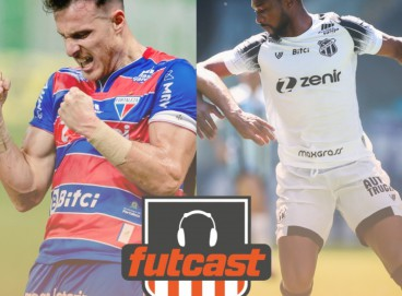 Episódio 175 do FutCast repercute classificação do Fortaleza na Copa do Brasil e momento do Ceará na Série A