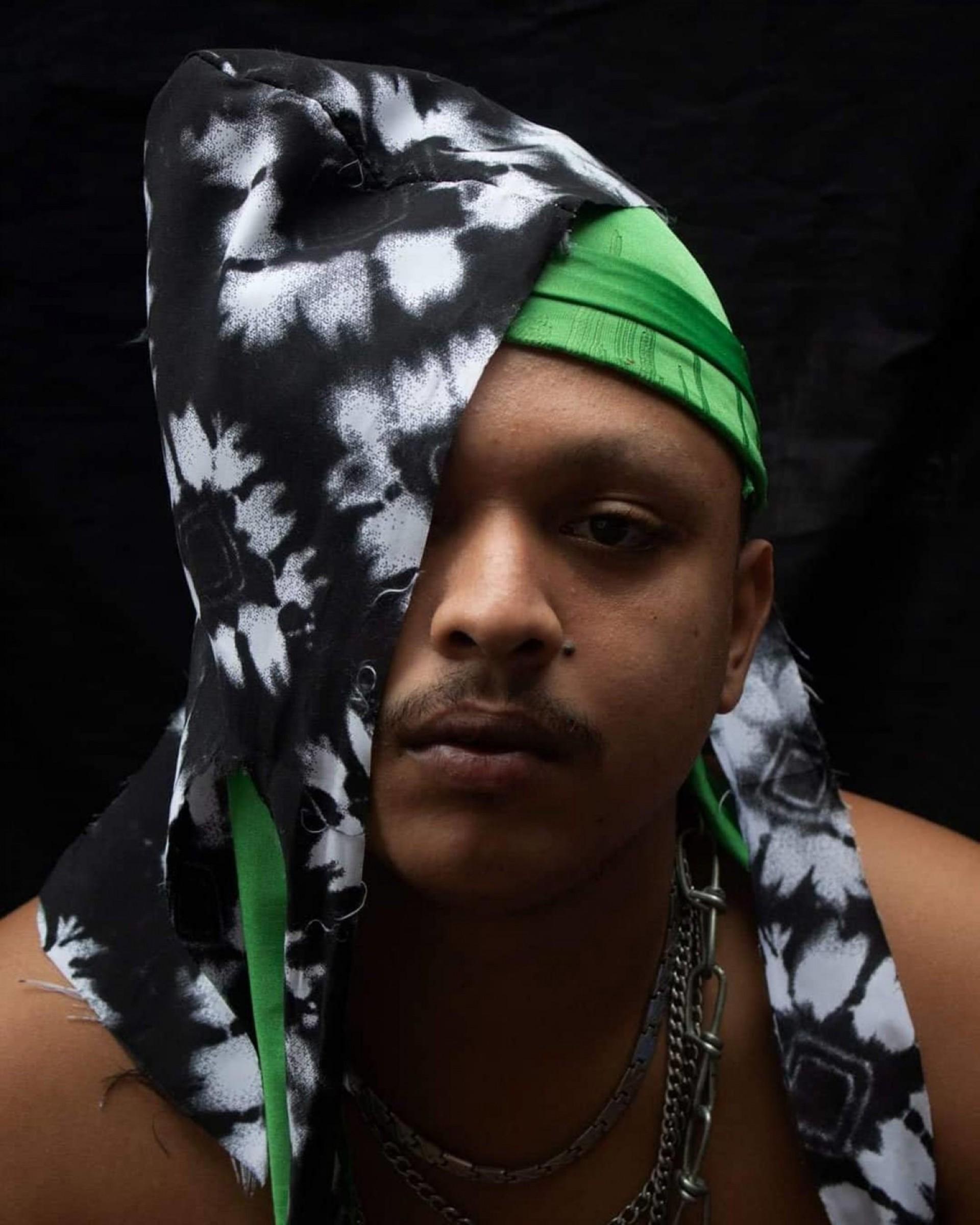 Thiago Ibiapina (Durango), videomaker, fotógrafo e produtor musical do Grande Pirambu