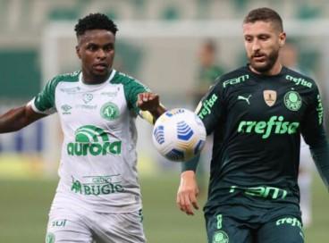 Entre os jogos de hoje, sábado, 18 de setembro, Chapecoense e Palmeiras se enfrentam pela Série A do Brasileirão. Veja onde assistir ao vivo à transmissão e qual horário do jogo