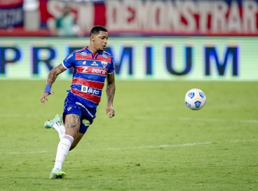 Suspenso na Copa do Brasil, David deve ser titular do Fortaleza na Série A