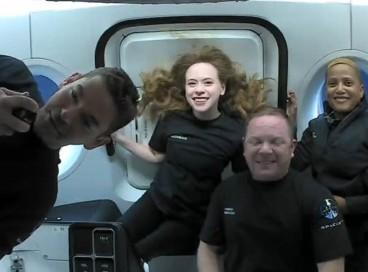 Inspiration4 é primeira missão espacial tripulada inteiramente por civis
