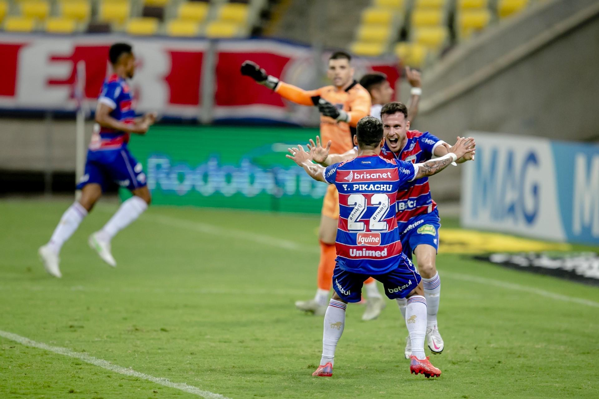 Fortaleza terminará ano com recorde no ranking da CBF