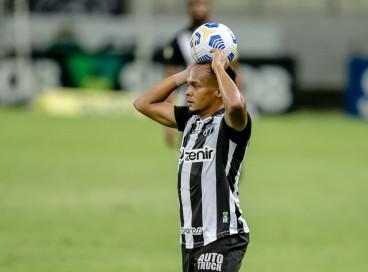 ATACANTES do Ceará pecam em um fundamento básico do futebol:
