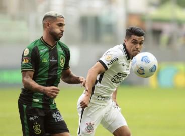 Entre os jogos de hoje, domingo, 19 de setembro, Corinthians e América-MG se enfrentam pela Série A do Brasileirão. Veja onde assistir ao vivo à transmissão e qual horário do jogo.